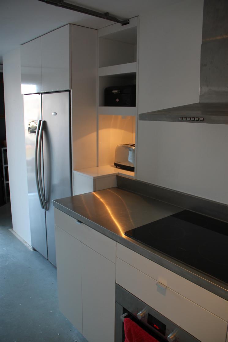 Keuken chuck studios beer hendriks maatwerk meubels - Meubels studio keuken ...