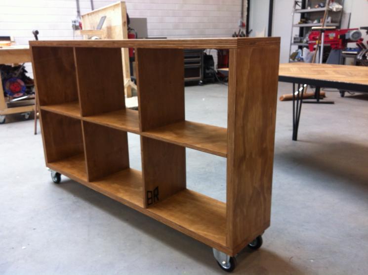 boekenkast underlayment underlayment