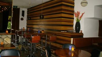 wandmeubel, bedrijfsinrichting, massief hout